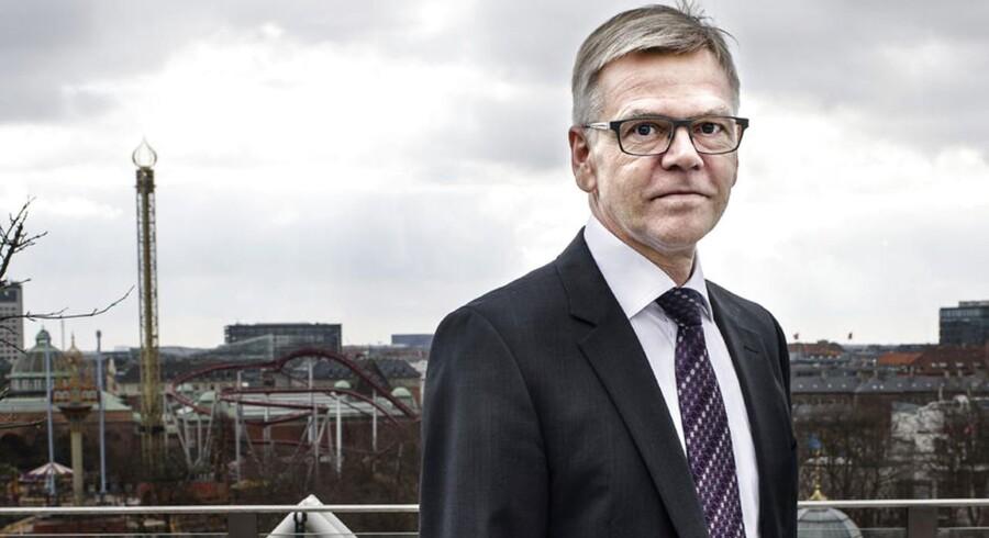 DI-direktør Karsten Dybvad er netop vendt hjem fra et to-dages besøg i Moskva. Foto: Niels Ahlmann