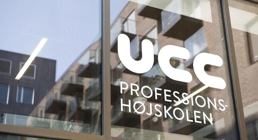 Carlsberg Byen ligger på Vesterbro, og på Humletorvet ligger professionshøjskolen UCC.