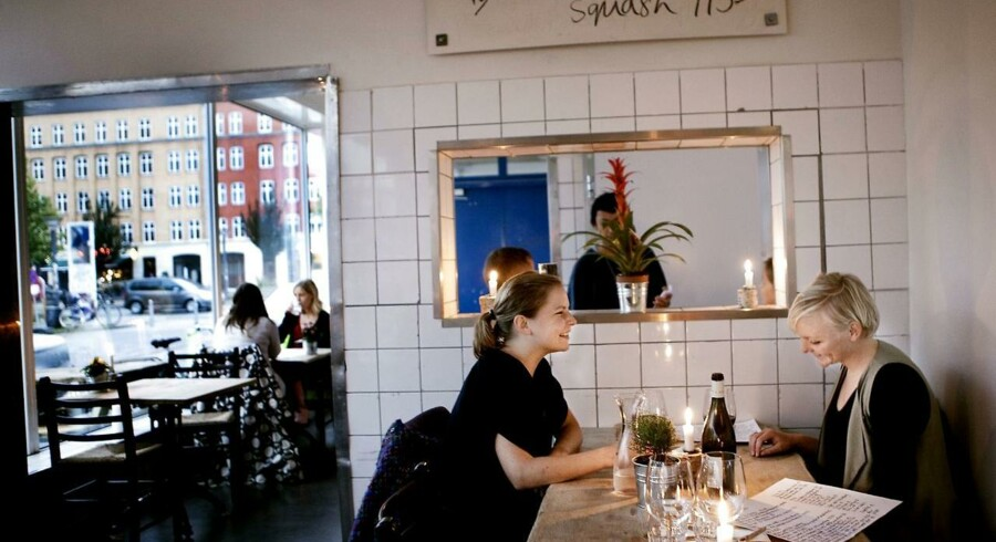 Mother-restauranten i Kødbyen. Arkivfoto
