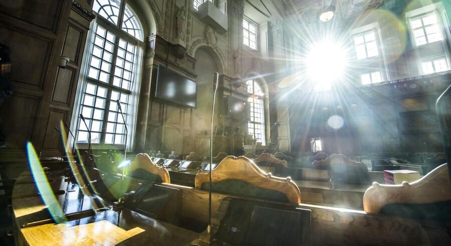»Syltekrukken«, kalder Dansk Folkeparti regeringens udvalg, som skal se på undesøgelseskommissioner og mulighederne for en hurtigere undersøgelsesform. Foto: Søren Bidstrup