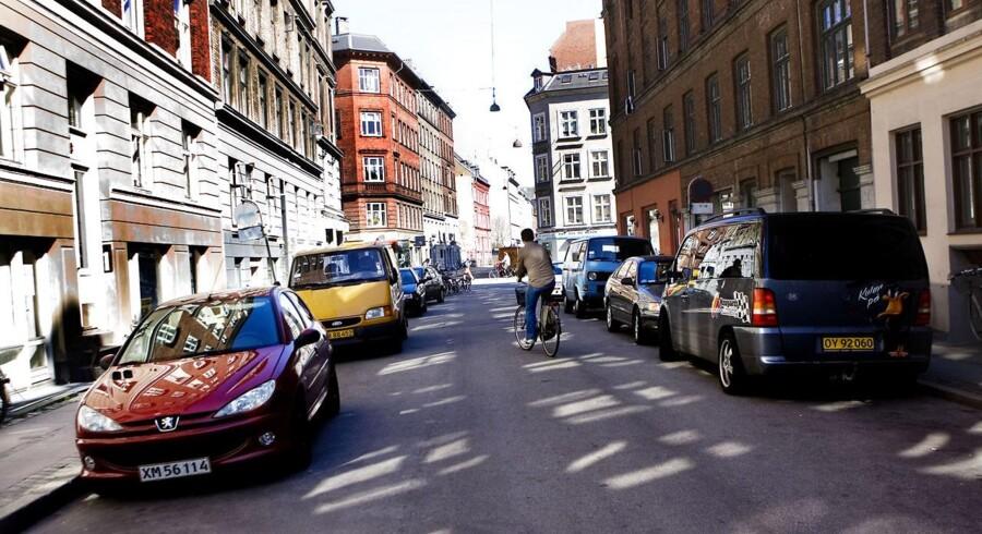 Solitudevej på Nørrebro i København. Arkivfoto.