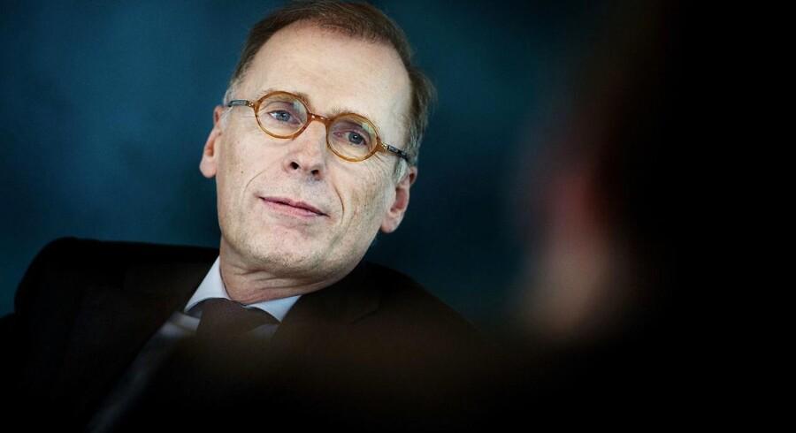 Carlsbergs nye finansdirektør, Heine Dalsgaard
