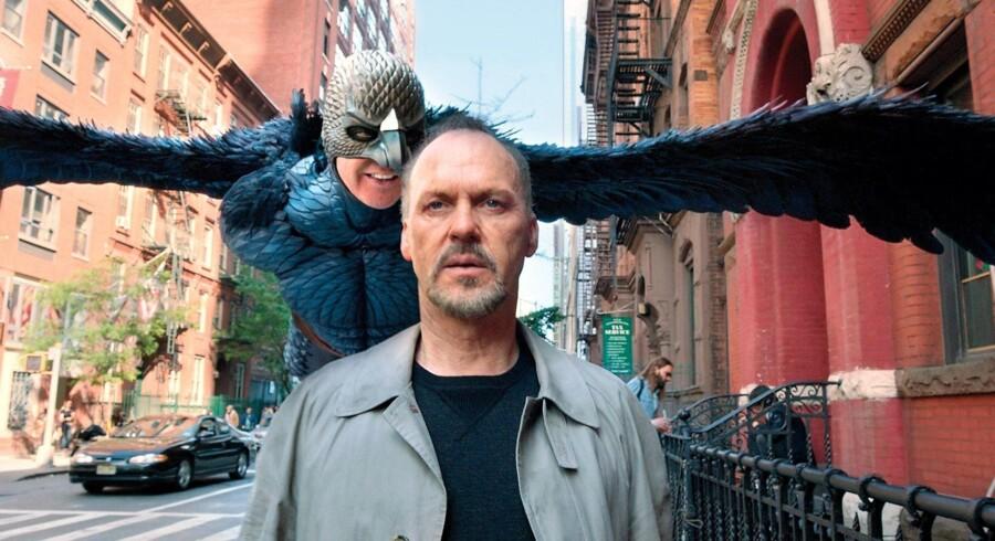 Popcorn Time tilbyder alle film helt gratis - også helt nye film som den roste »Birdman« med Michael Keaton i hovedrollen.