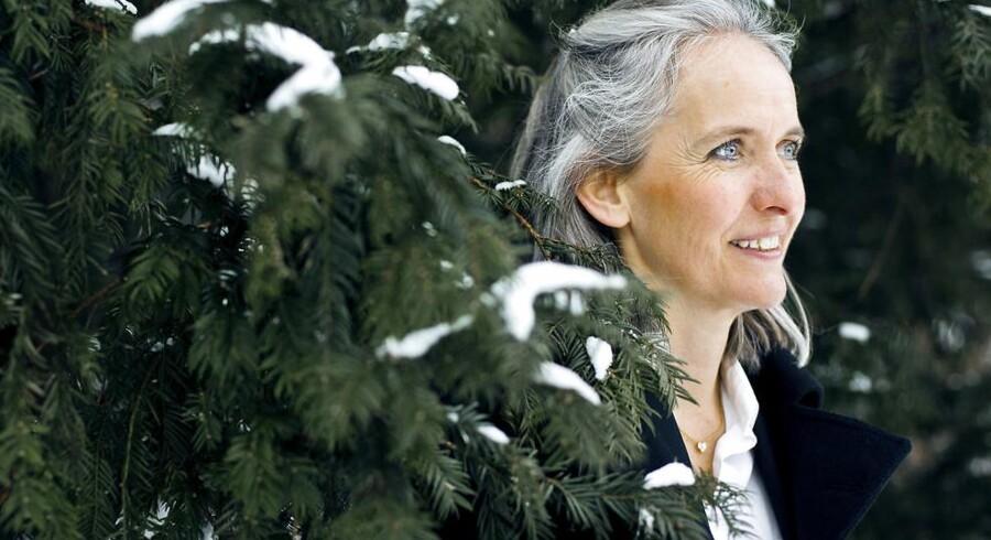 Laila Mortensen, Adm. Direktør for Industriens Pension.