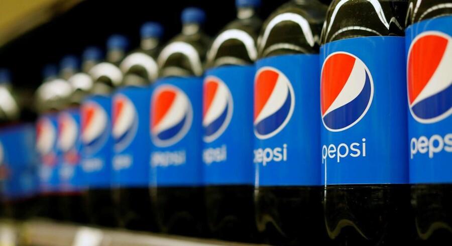 Sodavandsselskabet fastholder sine forventninger om en organiske vækst i hele forretningen på 2,3 pct. i 2018.