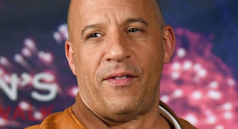 Vin Diesel tror på en Oscar til sin kommende »Fast and Furious«-film, der bliver nummer otte i rækken.