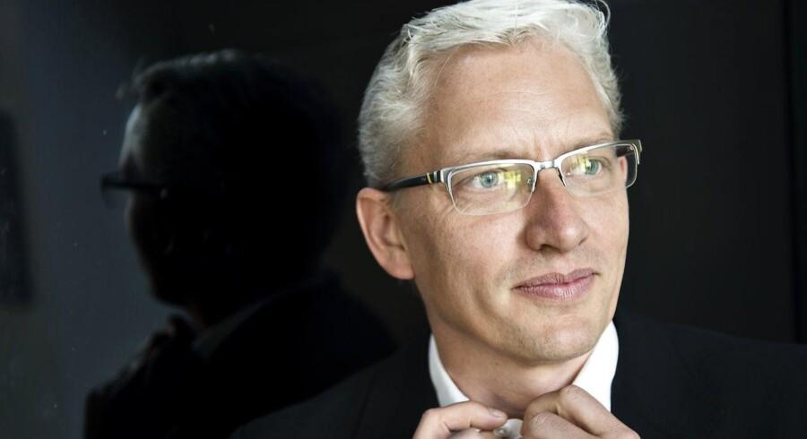 TK Development topchef Frede Clausen.