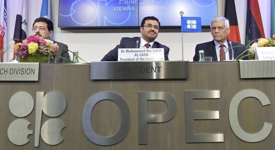 Saudi-Arabiens nye energiminister valgte at støtte det globale oliekartels forslag om at opretholde olieproduktionen på det nuværende niveau.