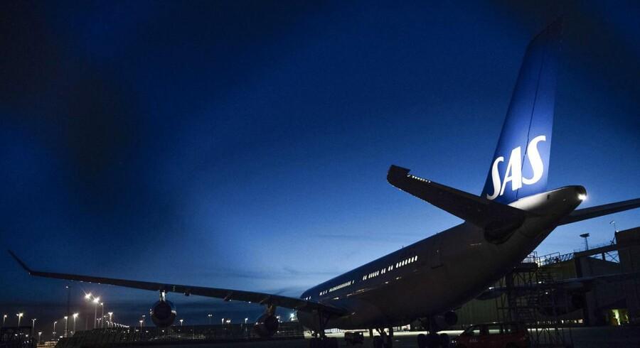 SAS-passagerer står stadig og kigger ind i en pilotstrejke, men den er blevet udskudt med fem dage, erfarer Berlingske.