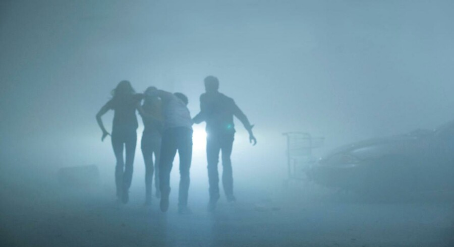 When the residents of Bridgeville, Maine find themselves engulfed by a foreboding mist containing a myriad of inexplicable and bizarre threats, their humanity is put to the test in Spike TV's new original series THE MIST, based on a story by Stephen King, which premieres on Thursday, June 22 at 10 PM, ET/PT.