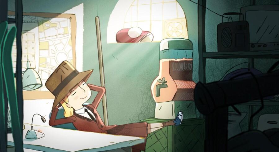 Arkivfoto. Ny guldalder på vej i dansk animationsfilm