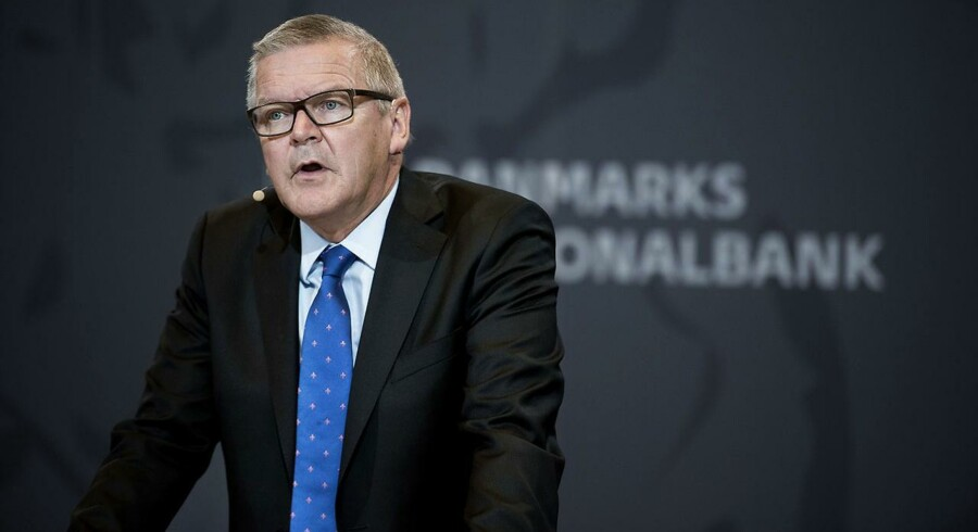 Med nationalbankdirektør Lars Rohde i spiden har Nationalbanken netop fremlagt den seneste prognose for den danske økonomi.