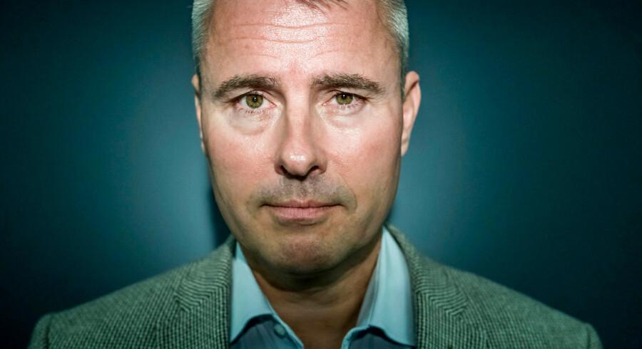 Portræt af Henrik Sass Larsen (S) fotograferet den 9. maj 2018 i anledning af han udgiver en bog. Henrik Sass Larsen (S) vil legalisere hash og afkriminalisere hårde stoffer, fremgår det af ny debatbog. Det skriver Ritzau, onsdag den 16. maj 2018.. (Foto: Asger Ladefoged/Ritzau Scanpix)