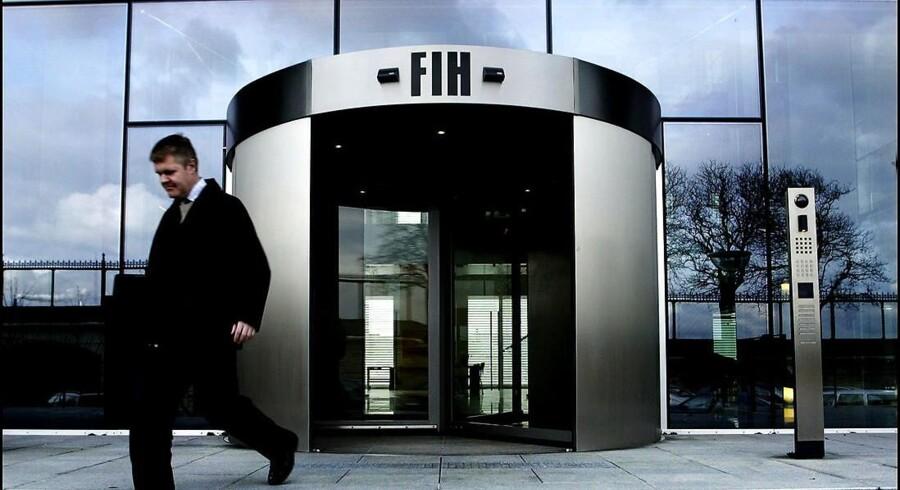 Arkivfoto: EU-domstol annullerer afgørelse om statsstøtte til FIH EU-Domstolen annullerer EU-Kommissionens afgørelse om, at kapitalindsprøjtning til FIH Erhvervsbank i forbindelse med bankpakke var statsstøtte.