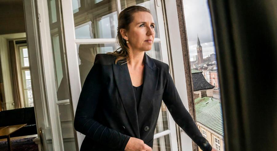 Statsminister Mette Frederiksen (S) præsenterer natten til mandag i New York en nyhed, der i hendes øjne både er afgørende for den grønne omstilling og skubber Danmark op i en helt ny liga globalt.