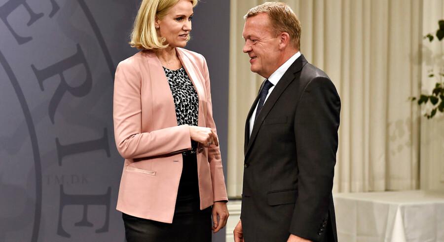 Deres tid i politik er forbi, men de spøger stadig, og trangen til at skrive den politiske historie om de senste ti år i dansk politik er stor.
