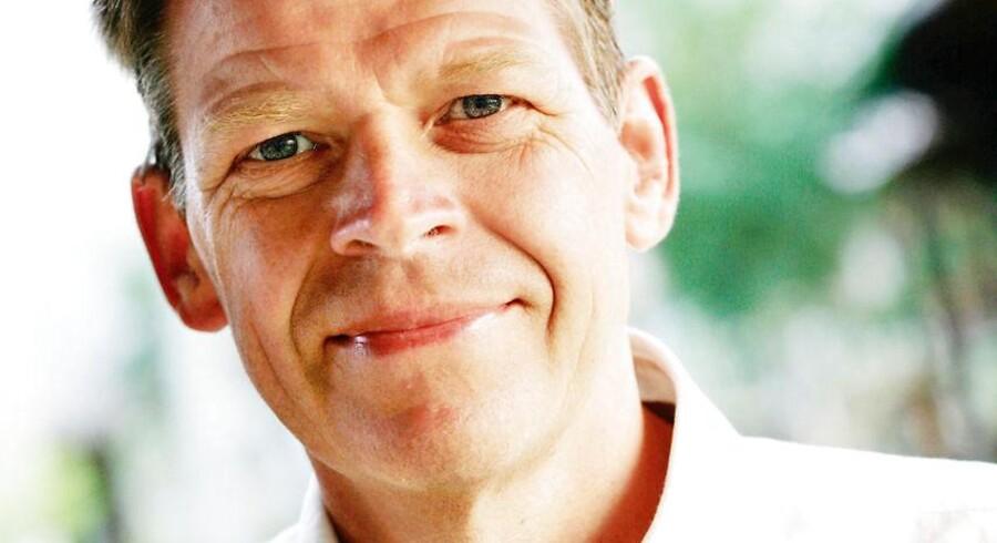 Jan Vendelbo, adm. direktør for Spies, har sat salget af rejser på pause, efter at rejseselskabets ejer, Thomas Cook, har ansøgt om konkurs, men håber på en hurtig afklaring. Arkivfoto: Ritzau Scanpix