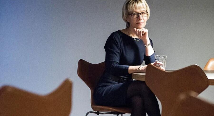 Lene Skole, direktør for Lundbeck-fonden, har været med til at sige god for et bonusprogram, der er ganske usædvanligt for danske standarder.