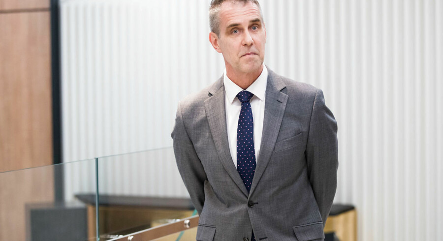 Arkivfoto. Den tidligere chef for Danske Banks estiske afdeling Aivar Rehe er fundet død, oplyser estisk politi ifølge Bloomberg. Han har været forsvundet siden mandag. Det skriver Ritzau, onsdag den 25. september 2019.