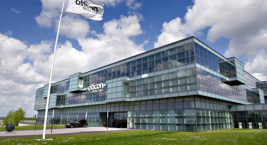 Høreapparatvirksomhed Demant/Oticon er den seneste virksomhed, der har været udsat for et stort hackerangreb. Pris for oprydning, 650 mio. kr.