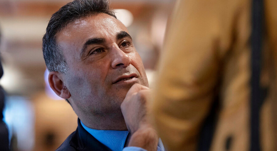 Nasar Khader, her fotograferet ved Det Konservative Folkepartis landsråd i Herning, vil ikke længere være udlændingeordfører for sit parti. Det er et for giftigt og unuanceret område, mener han,