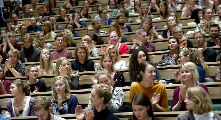 I gamle dage var CBS kendt som Handelshøjskolen i København.