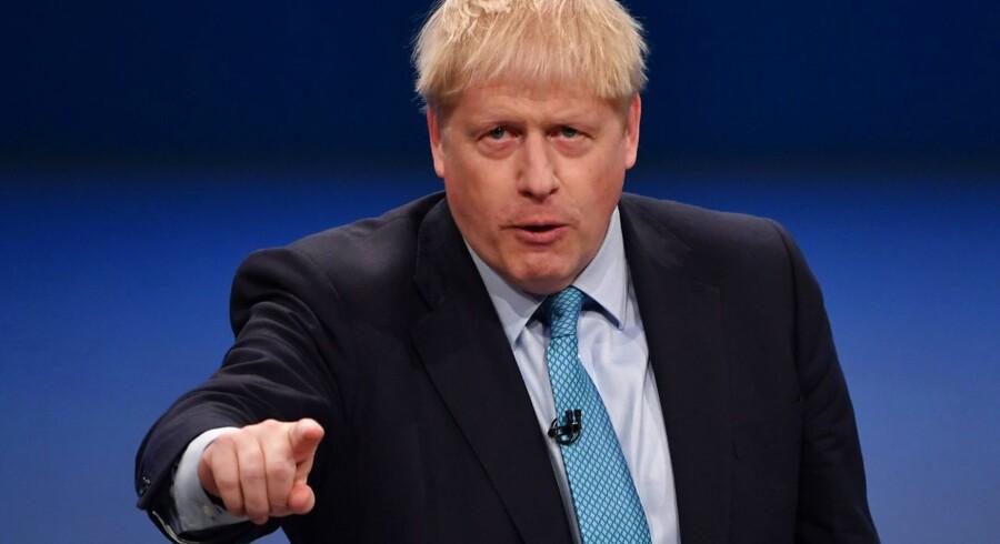 Boris Johnson vil suspendere parlamentet fra 8. oktober.