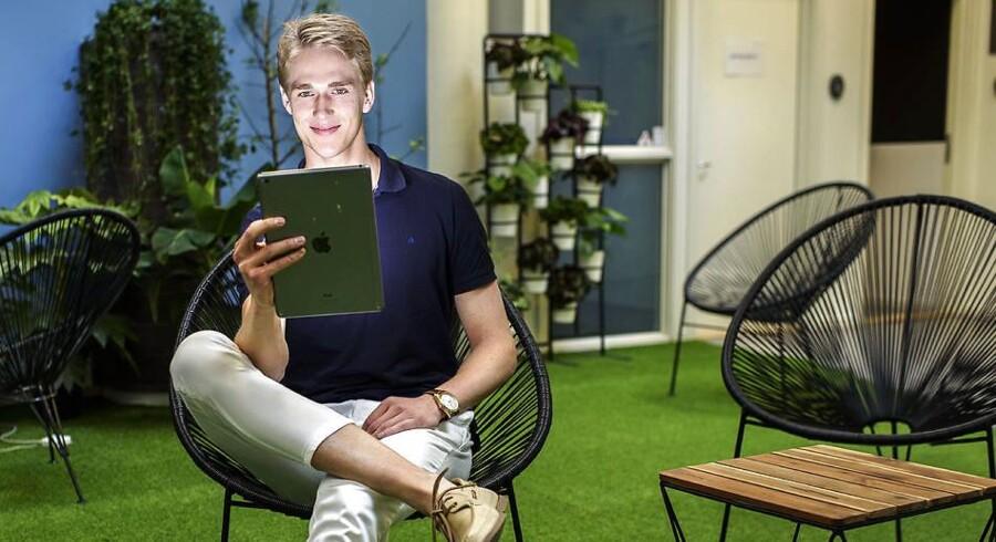 Nicki Friis har været med til at etablere flere virksomheder. Lige nu sidder han i Patentrenewal.com, som står bag en platform, der fornyer virksomheders patenter.