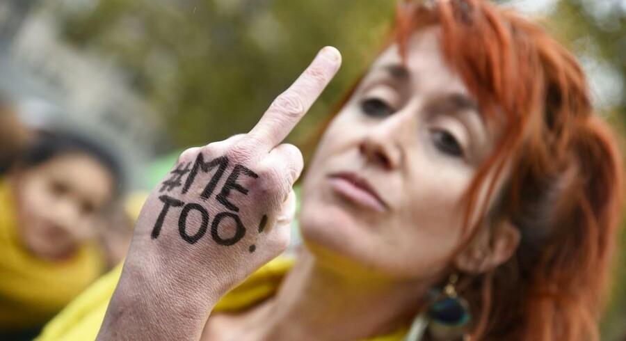 »Manglen på anerkendelse af de seksuelle krænkelsers epidemiske omfang har været påfaldende i Danmark siden #MeToo,« skriver Henrik Marstal.