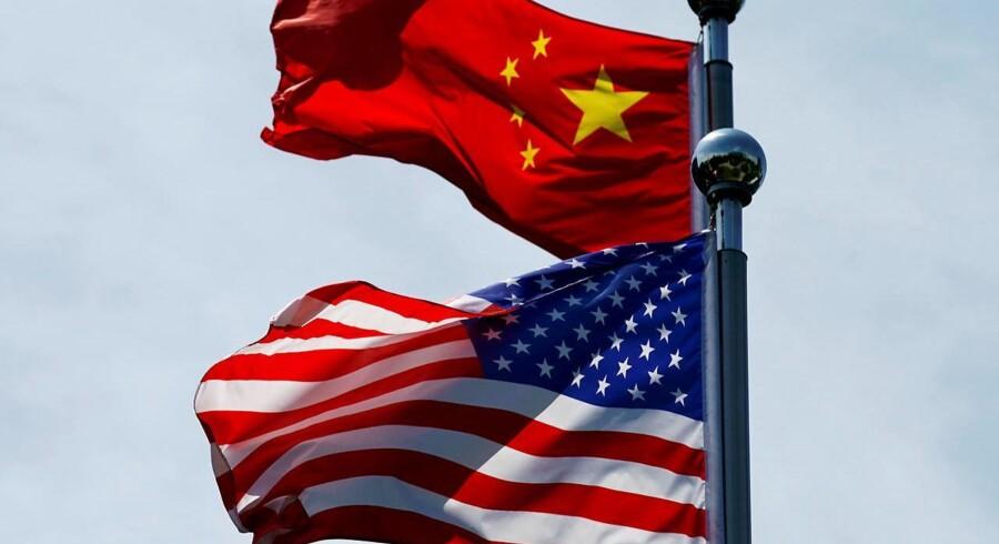 USA og Kina mødes til nye forhandlinger om en handelsaftale, men er ikke engang enige om, hvad der er til forhandling.