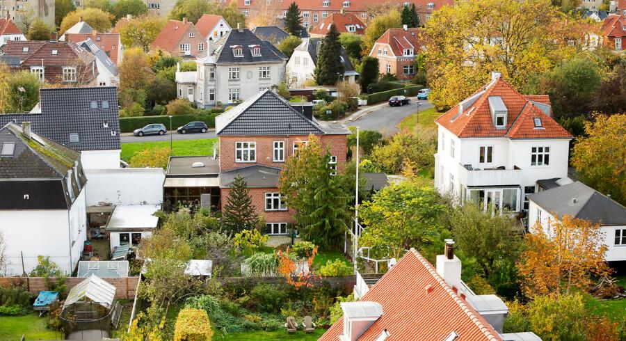 Der er ifølge vismændene udsigt til, at huspriserne stiger mindre, end vismændene forventede i deres seneste prognose for fire måneder siden.