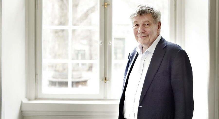 Ralf Hemmingsen stod for store forandringer af Københavns Universitet, men fik også pletter på omdømmet.