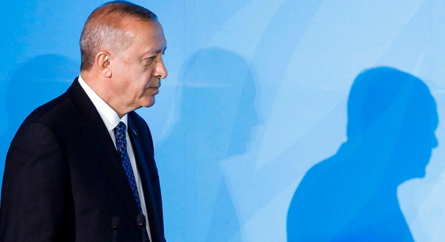 Den tyrkiske præsident Erdogan har en masterplan for Syrien. Han vil fjerne kurderne fra Tyrkiets grænse – og som bonus skabe en ny zone, hvortil syriske flygtninge kan returneres.