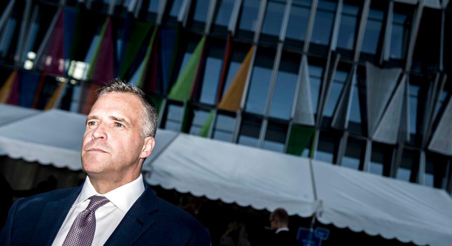 Rufus Gifford var ambassadør i Danmark fra 2013 til 2017. Han er demokrat og blev udpeget af Barack Obama. Arkivfoto: Mads Claus Rasmussen/Ritzau Scanpix
