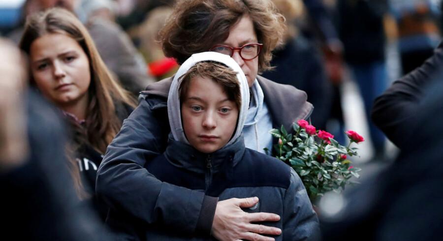 Onsdagens skuddrab i den tyske by Halle kunne være undgået, hvis der havde været større politibevogtning ved synagogen. Det siger flere jødiske ledere.