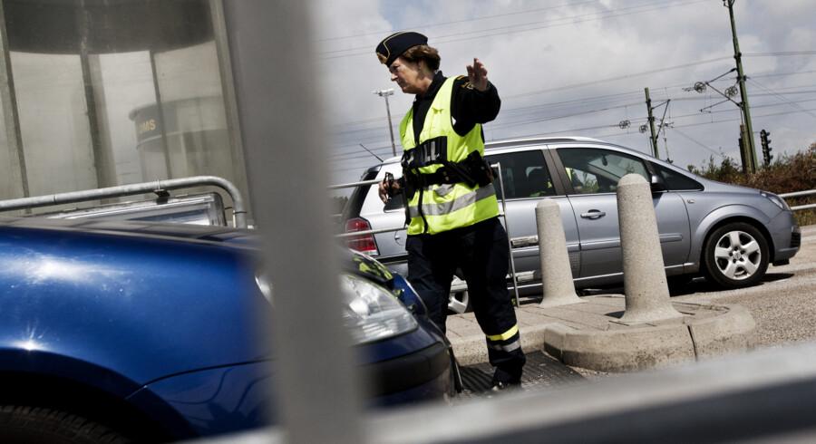 Sophie Hæstorp Andersen (S), der er regionsrådsformand i Region Hovedstaden, peger på, at tusindvis af mennesker kommer i klemme, efter at S-regeringen har besluttet at indføre grænsekontrol mod Sverige. (Arkivfoto) Morten Germund/Ritzau Scanpix