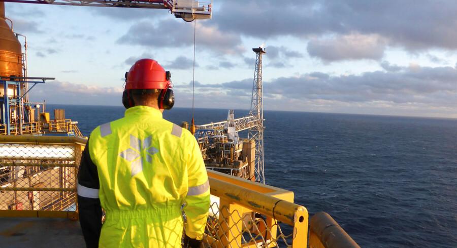 Norske oliearbejdere føler, at de uretfærdigt bliver lagt for had under Norges store fokusering på en grøn omstilling.