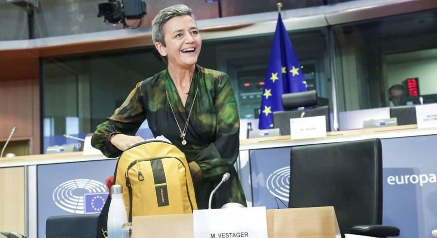 Det er ikke alle Margrethe Vestagers sager, der har holdt i »byretten«, og amerikanerne har hende mistænkt for tilbøjelighed til at sætte kikkerten for det blinde øje, når det gælder europæiske selskaber.