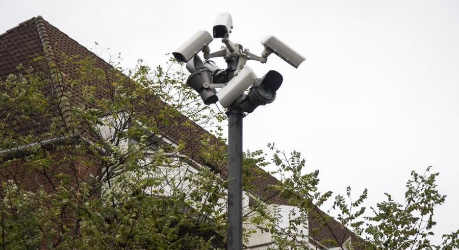 Argumentet for øget overvågning har alle dage været, at det gør efterforskningen nemmere og skaber tryghed, men hvor stopper denne argumentation egentlig? spørger KU-landsformand Anders Storgaard.