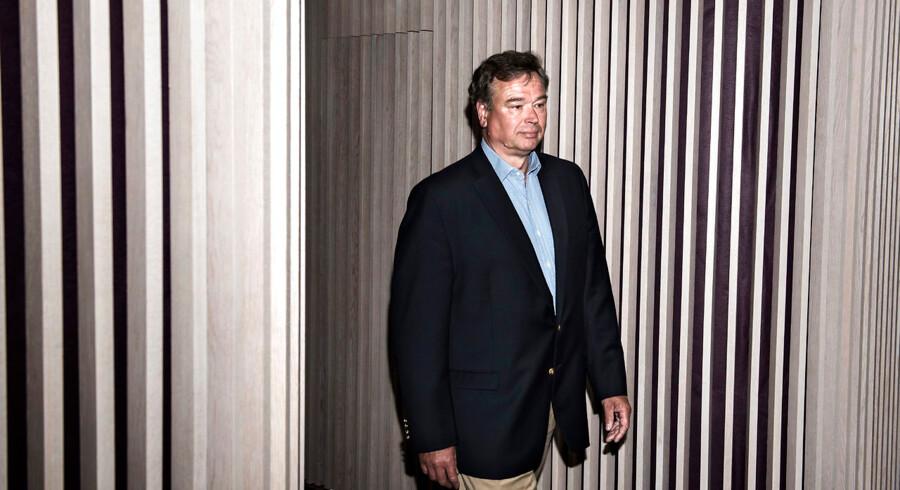 Novozymes koncernchef, Peder Holk Nielsen, har arbejdet 35 år hos enzymgiganten, heraf 25 år som en del af ledelsesteamet. Arkivfoto: Malene Anthony Nielsen/Ritzau Scanpix