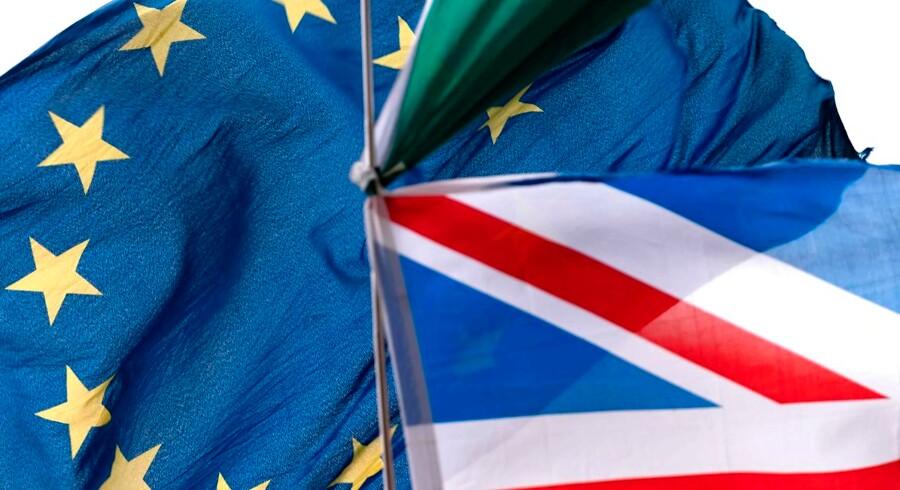 Storbritannien skal efter planen forlade EU 31. oktober.