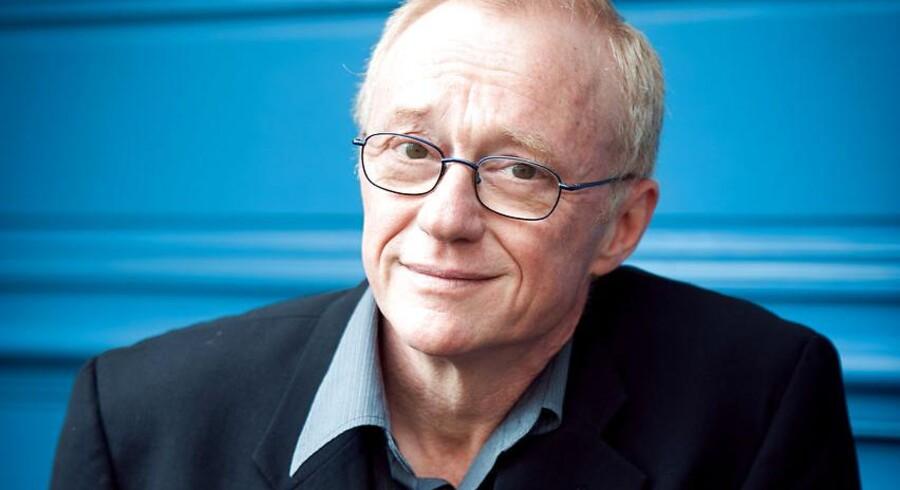 Israelske David Grossman fik i 2017 the Man Booker International Prize foran danske Dorthe Nors, der også var shortlistet til den prestigiøse pris. Til november kan man opleve ham i Danmark, når han besøger BogForum.