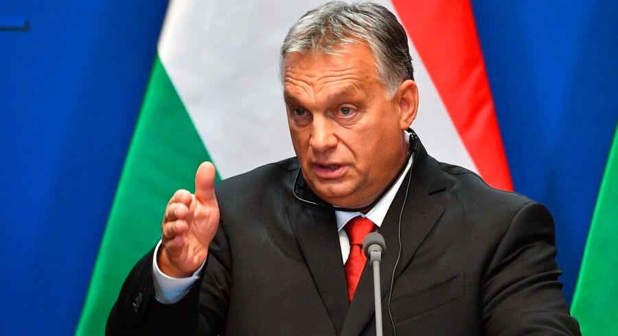 »Det er ude på landet, hvor mange fattige bor, at Orban og hans parti har sin politiske base. Her forstyrres dyrkelsen af landets tabte storhed ikke af de få overlevende liberale medier, der endnu ikke er opkøbt af Orbans venner, og som undgår at hylde landets store leder,« skriver Jarl Cordua.