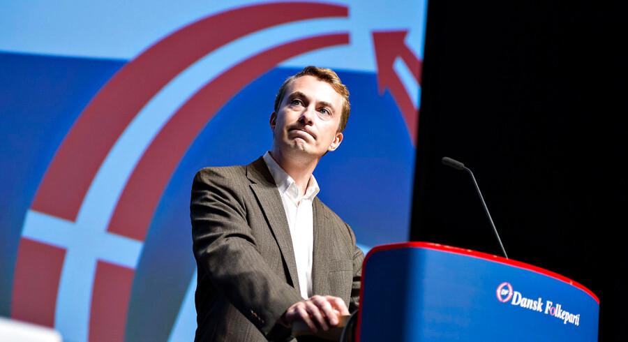 Dansk Folkepartis Morten Messerschmidt mener, at OLAF-undersøgelsen af den såkaldte Meld og Feld-sag har været et »cirkus«.
