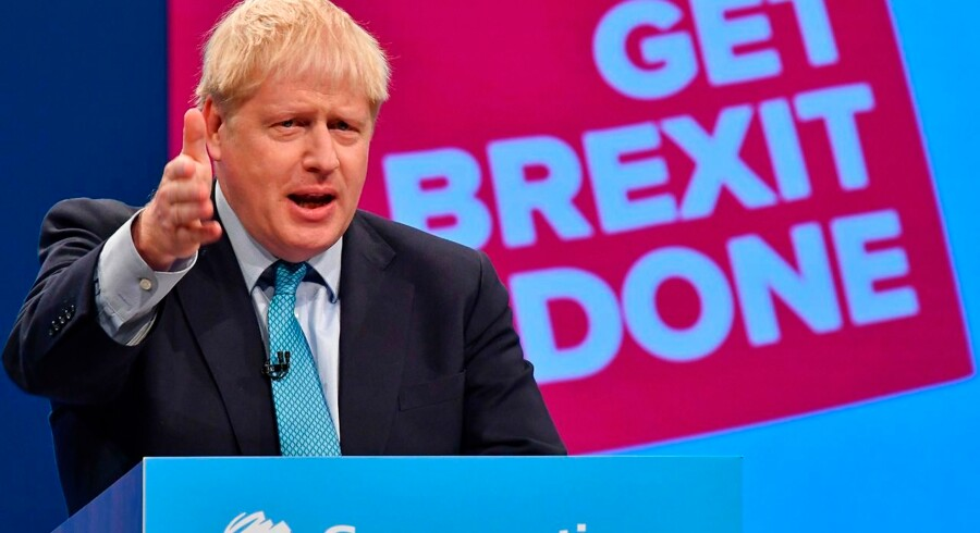 Premierminister Boris Johnson forventes at fremlægge sin polan for Brexit onsdag. Men han kan fremover risikere at møde modstand bland sit bagland.