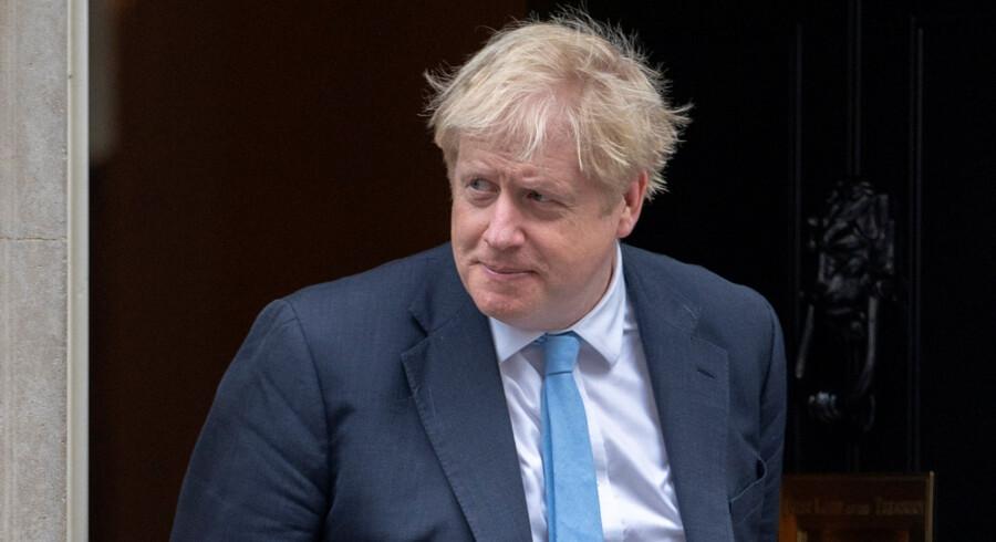 Selv hvis det lykkes den britiske premierminister, Boris Johnson, at forhandle en ny brexit-aftale på plads med EU onsdag, så skal han stadig have opbakning fra parlamentet i London, og det er usikkert, om han får det, siger professor på Københavns Universitet, Marlene Wind. (Arkivfoto) Pool/Reuters