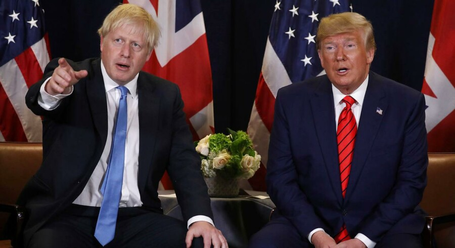 Selv om Brexit-cirkusset og den amerikanske præsidents ord og handlinger kan virke nedslående, skal man ikke miste modet på vegne af det liberale demokrati, mener Uffe Ellemann-Jensen, der peger på en lang række udviklinger i og omkring Europa, der går den rette vej.