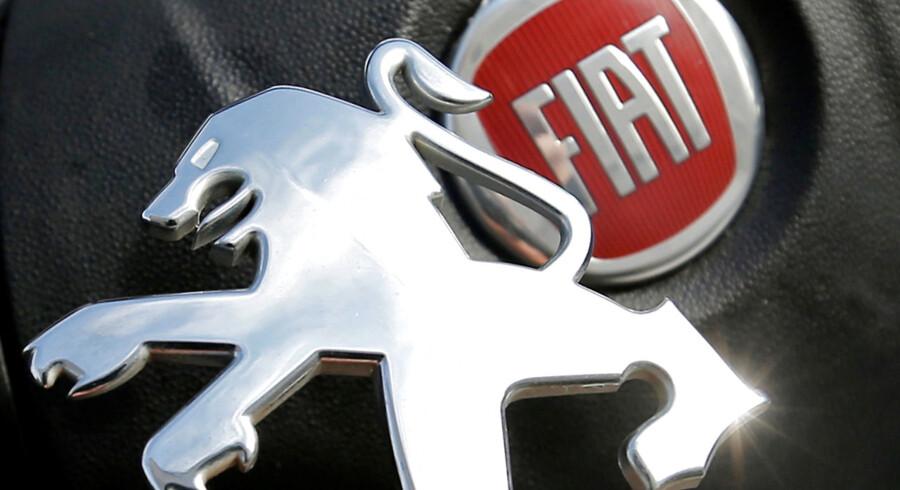 Den franske bilkoncern PSA, der står bag Opel og Peugeot, og Fiat Chrysler er enige om en fusionsaftale, oplyser de ifølge dpa.