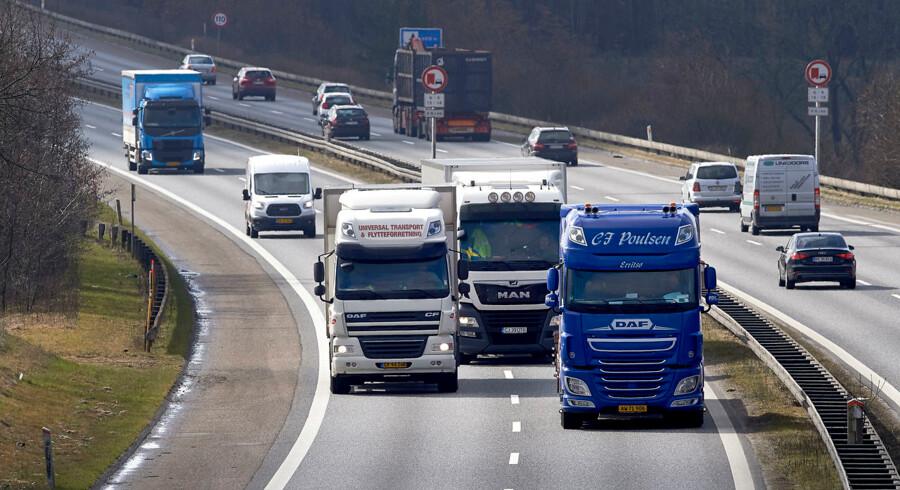 Et nyt lovforslag, der netop er blevet sendt i høring, skal tvinge transportsektoren til at bruge mere biobrændstof allerede i 2020. Dog er det ikke en permanent ordning.