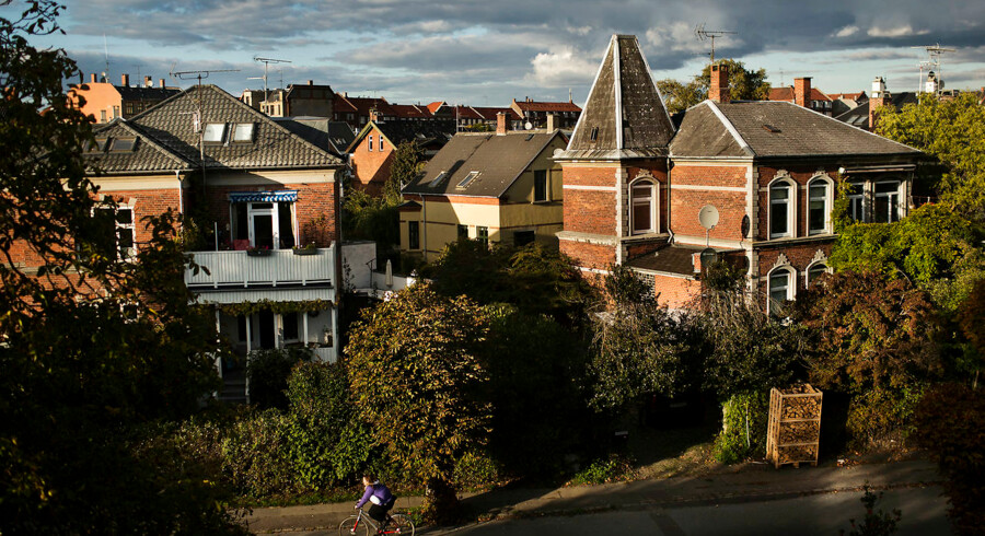 De samlede udgifter til det nye vurderings- og boligskattesystem er på tre år steget med mindst to milliarder kroner. Foto: Thomas Lekfeldt